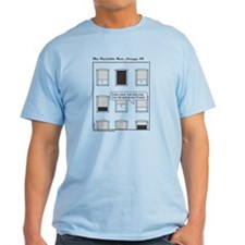 The Invisible Man Lounge No 3 T-Shirt