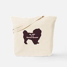 BFF Tibetan Spaniel Tote Bag