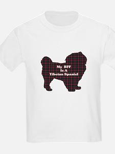 BFF Tibetan Spaniel T-Shirt