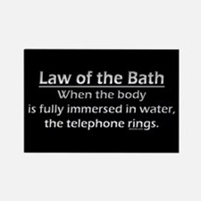 Law of the Bath Magnet