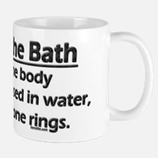 Law of the Bath Mug