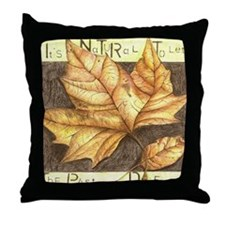 Cute Illustrations Throw Pillow