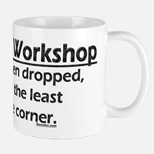 Law of the Workshop Small Small Mug