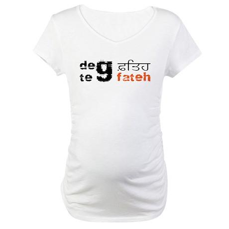 Deg Teg Fateh Maternity T-Shirt