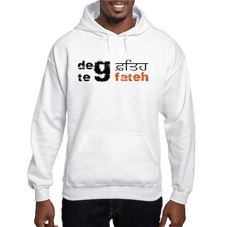 Deg Teg Fateh Hooded Sweatshirt