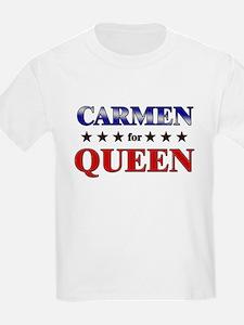 CARMEN for queen T-Shirt