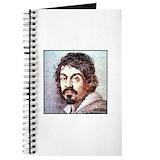Caravaggio Journals & Spiral Notebooks