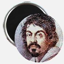 """Faces """"Caravaggio"""" Magnet"""