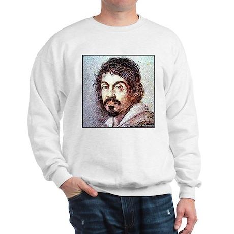 """Faces """"Caravaggio"""" Sweatshirt"""
