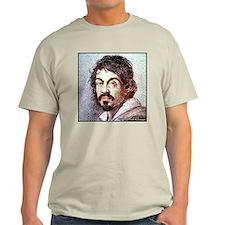 """Faces """"Caravaggio"""" T-Shirt"""