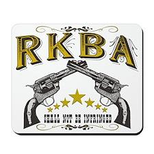 RKBA Mousepad