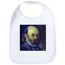 "Faces ""Cezanne"" Bib"