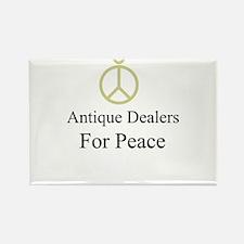 Antique Dealers Rectangle Magnet