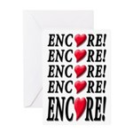 ENCORE! You are the song...Greeting Card