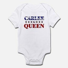 CARLEE for queen Infant Bodysuit
