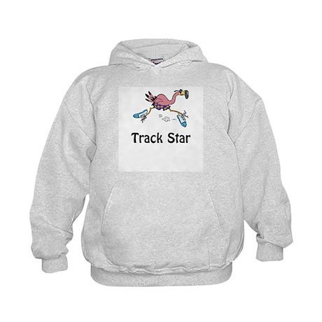 Track Star Kids Hoodie