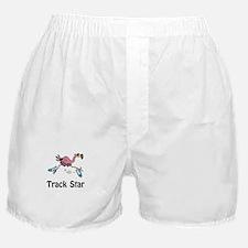Track Star Boxer Shorts