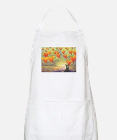 Thinking of You (with love) BBQ Apron