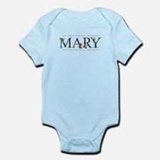 Mary Infant Bodysuit