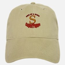 click to view SuperPoppy Baseball Baseball Cap