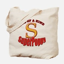 click to view SuperPoppy Tote Bag