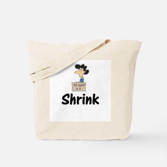 Shrink Tote Bag