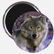Wolf Still Life Magnet