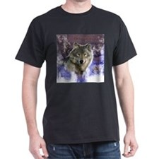 Wolf Still Life T-Shirt