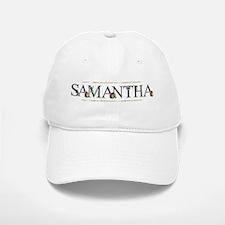 Samantha Baseball Baseball Cap