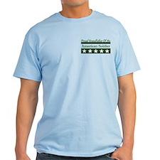 Grandfather of American Soldi T-Shirt