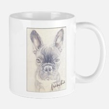 French Bulldog Painting Mug