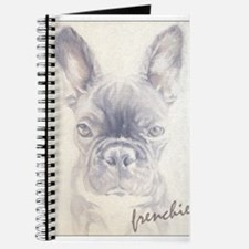 French Bulldog Painting Journal
