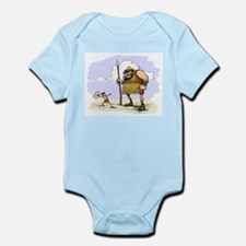 David & Goliath Infant Bodysuit