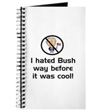 Hated Bush Journal