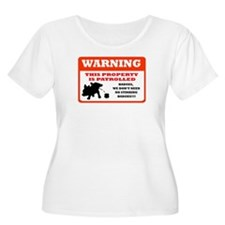 Chihuahua Security T-Shirt