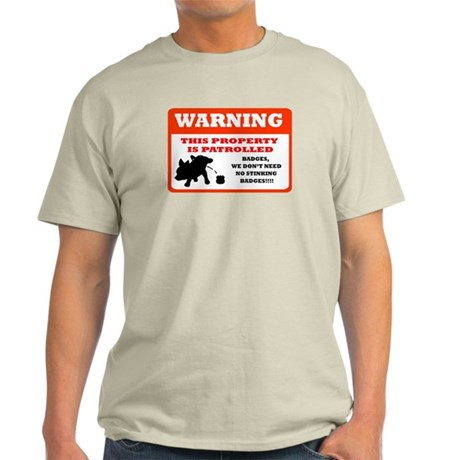 Chihuahua Security Light T-Shirt