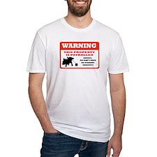 Chihuahua Security Shirt