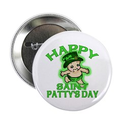 Happy St Pattys Day Kewpie 2.25