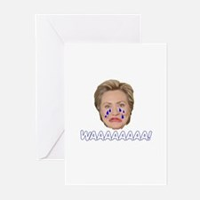 Waaaaaaaaaaa! Greeting Cards (Pk of 10)