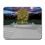 Sacred Tree Eclipse Mousepad