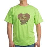 Great aunt Green T-Shirt