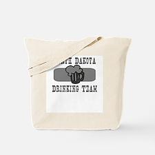 North Dakota Drinking Team Tote Bag