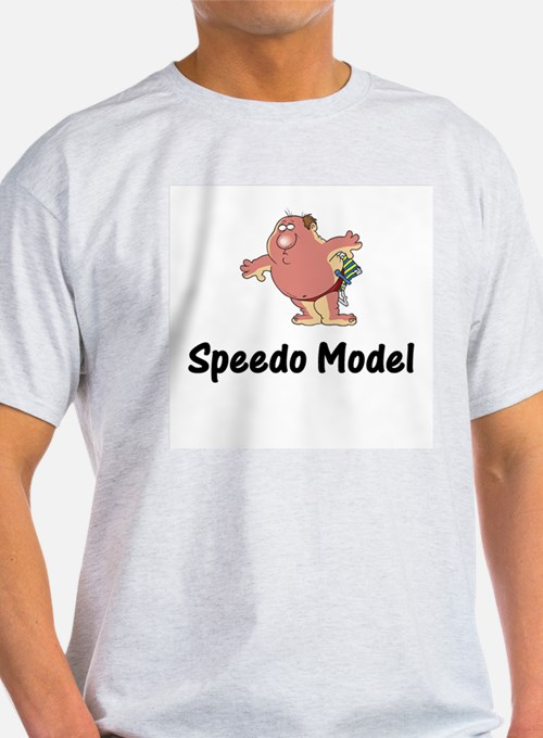 Speedo Model T-Shirt