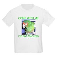 I've Got Crackers T-Shirt