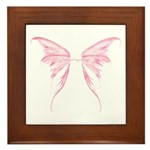 I earned my wings Framed Tile