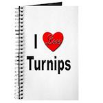I Love Turnips Journal