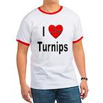 I Love Turnips Ringer T
