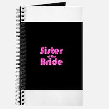 Sister Of The Bride - Pink Bu Journal