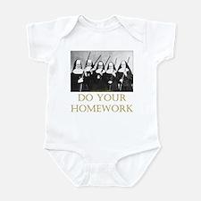 Do Your Homework Infant Bodysuit