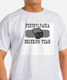 Pennsylvania Drinking Team T-Shirt
